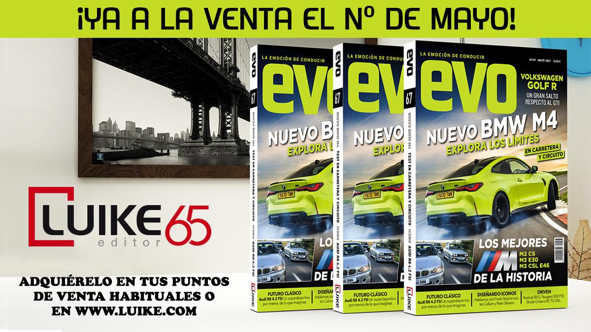 EVO 67: BMW M4 Competition.  Supertest.