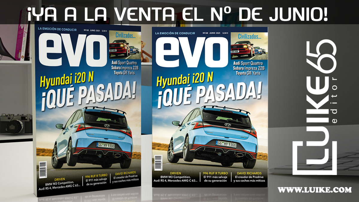 EVO 68: Hyundai i20 N. ¡Qué pasada!