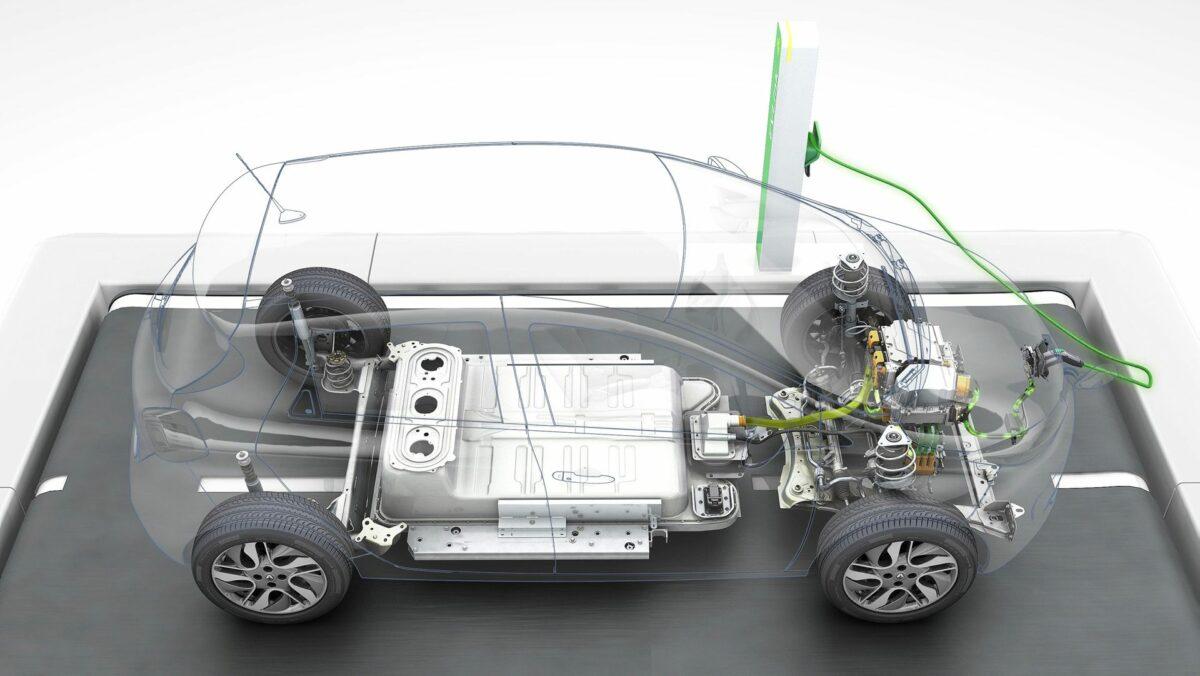 bateria coches electricos