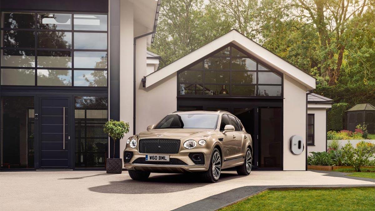 Bentley Bentayga Hybrid 2021: el renovado SUV británico ya dispone de versión híbrida enchufable