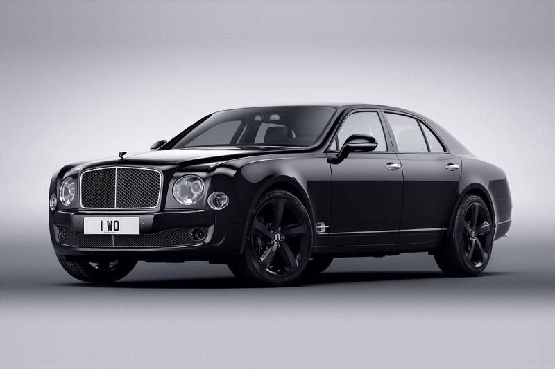 Bentley Mulsanne Speed Beluga Edition, un guiño a la opulencia