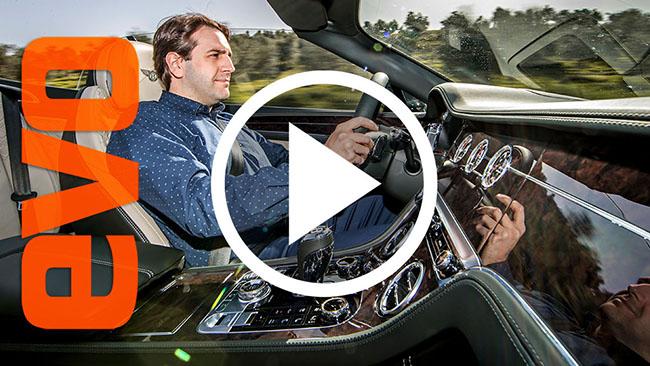 Vídeo: Bentley Continental GT Convertible; así es y así va