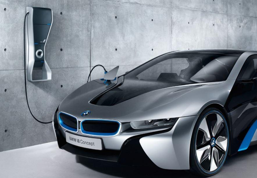 bmw coche electrico