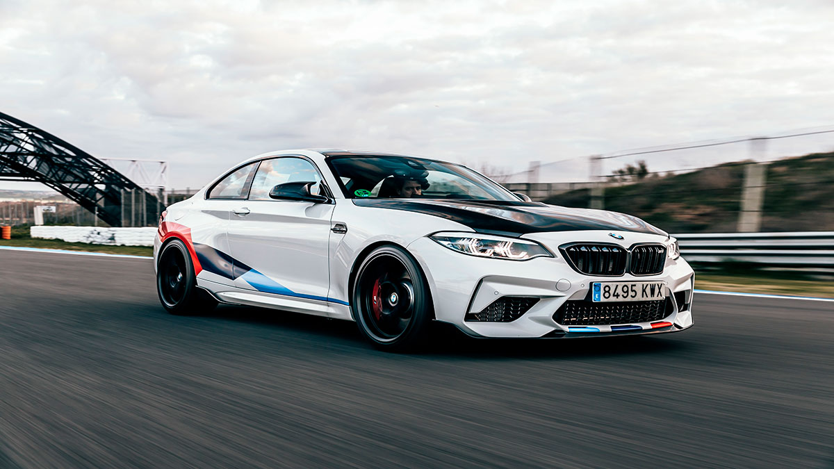 bmw m2 competition w