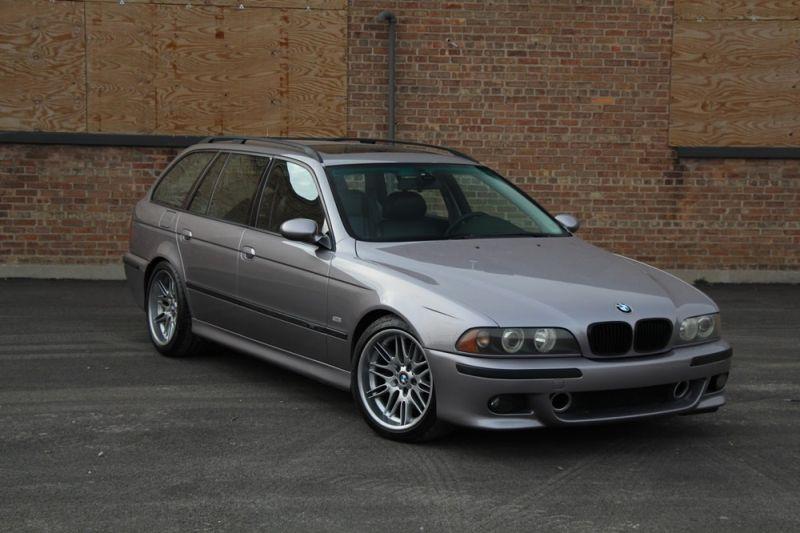 A la venta un BMW M5 E39 Touring