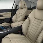 Interior del BMW i4