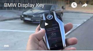 BMW Display Key: analizamos la llave inteligente de BMW