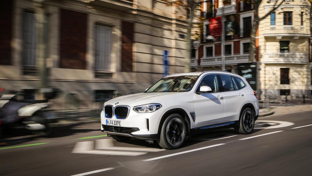 Prueba BMW iX3 2021: el nuevo BMW X3 eléctrico