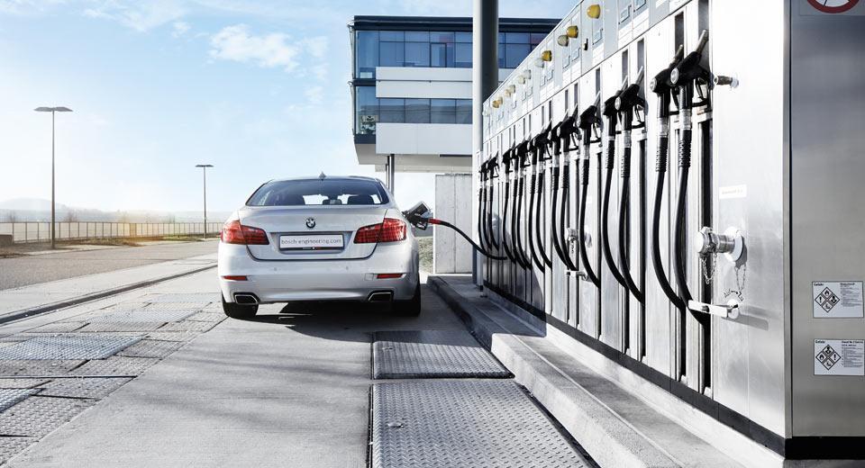 Bosch inventa un combustible que no contamina