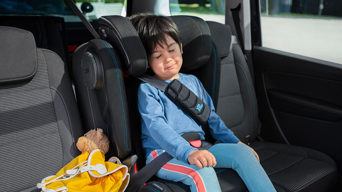 Britax Römer Kidfix III S: una sillita infantil segura y cómoda