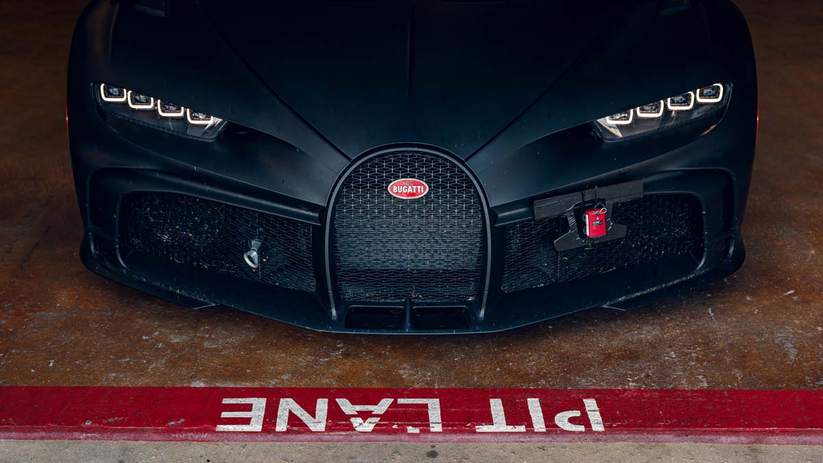 Volkswagen podría vender Bugatti a Rimac