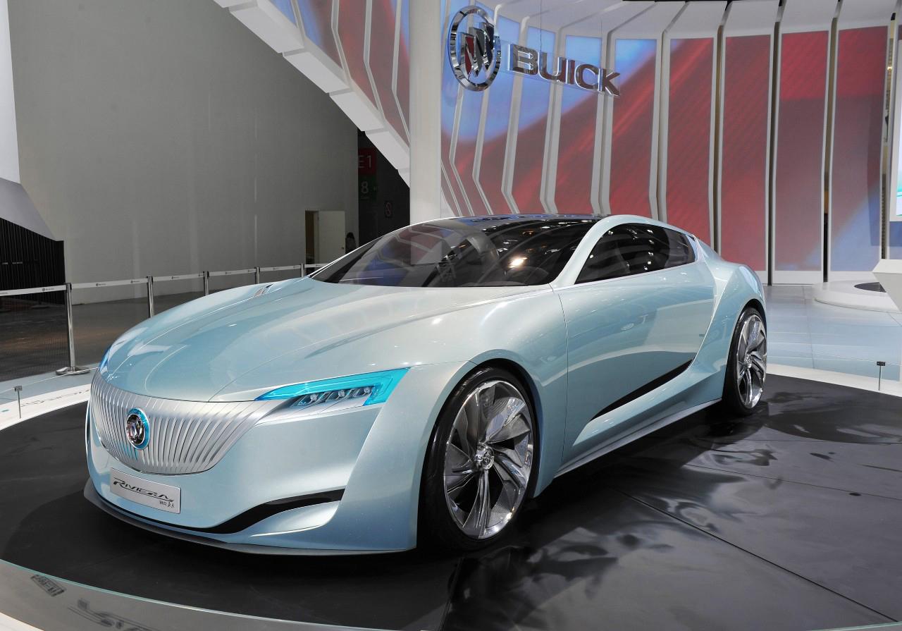 buick riviera concept 1