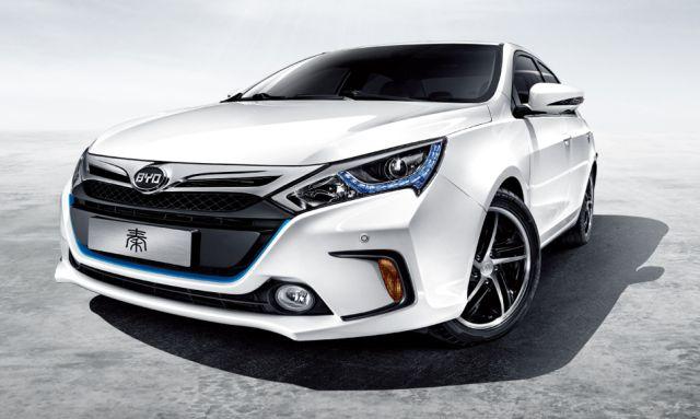 Y el fabricante que más vehículos eléctricos vende es… BYD