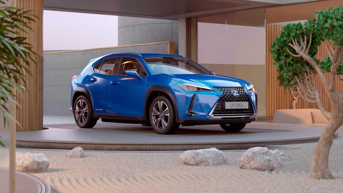 Los híbridos de Lexus generan energía suficiente para alimentar a 5 millones de hogares durante 1 año