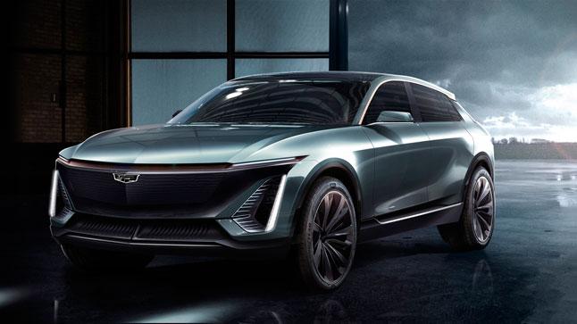 General Motors marca el camino hacia la electrificación con el Cadillac EV