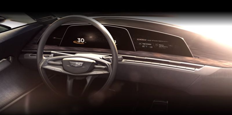 Cadillac presentará un nuevo modelo esta semana