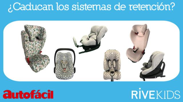 caducidad sistemas retencion infantil autofacil rivekids