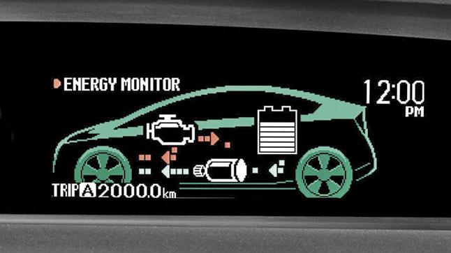 ¿Cómo se recargan las baterías de un coche híbrido?