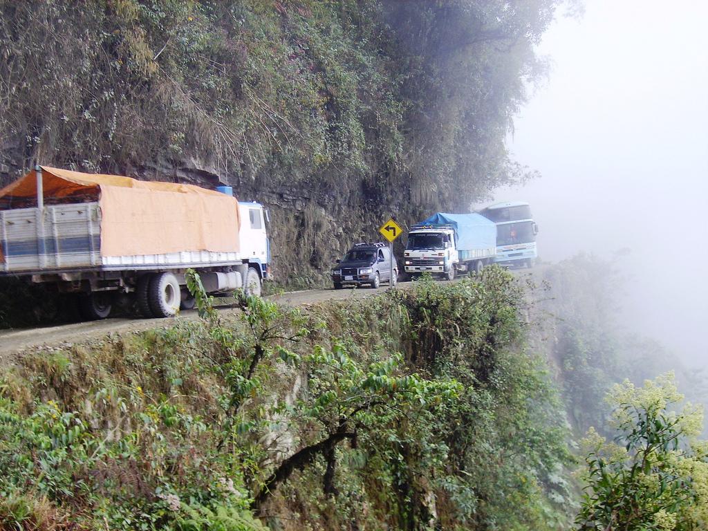 carretera bolivia 1