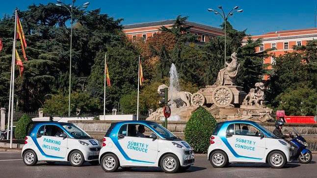 Así es el perfil del usuario de carsharing en España