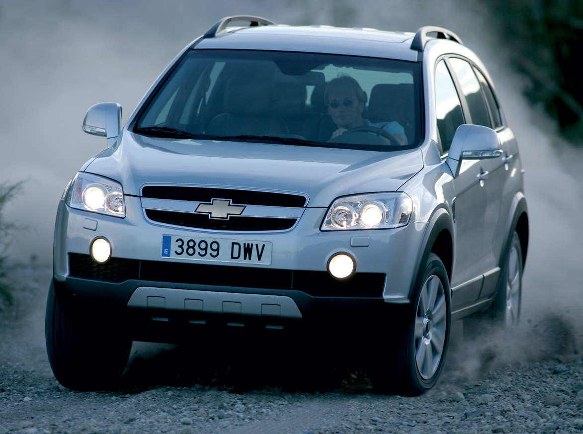 Chevrolet Captiva 2.0 VCDI LT