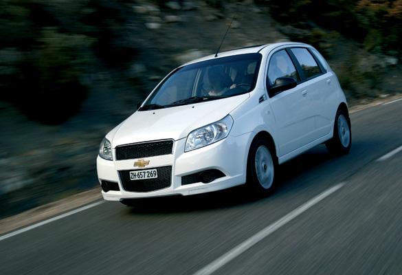 Chevrolet Aveo (2008) 1.4 16V