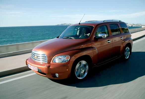 Chevrolet HHR (2007) 2.4 16V