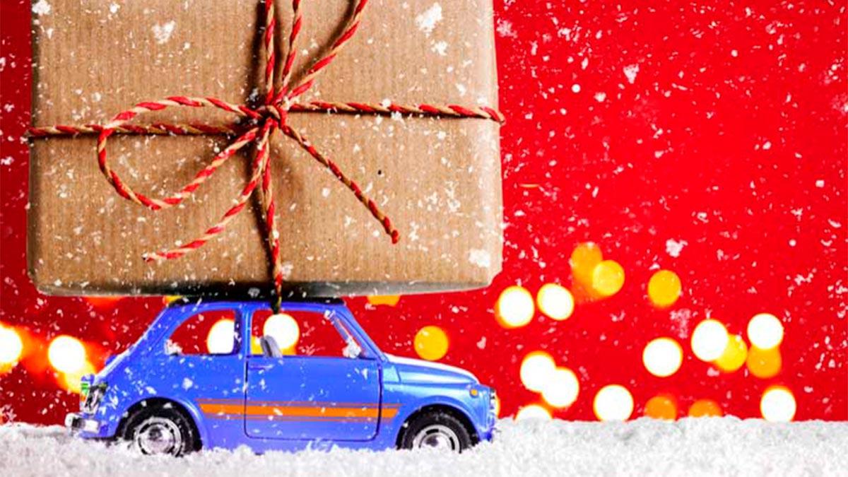 Los mejores regalos de Navidad para los amantes del mundo del motor