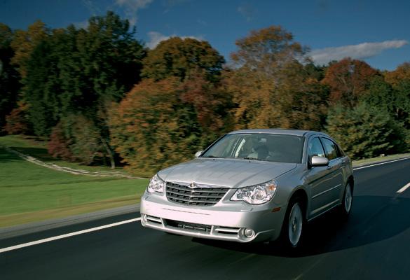 Chrysler Sebring (2007) 2.0 CRD Limited