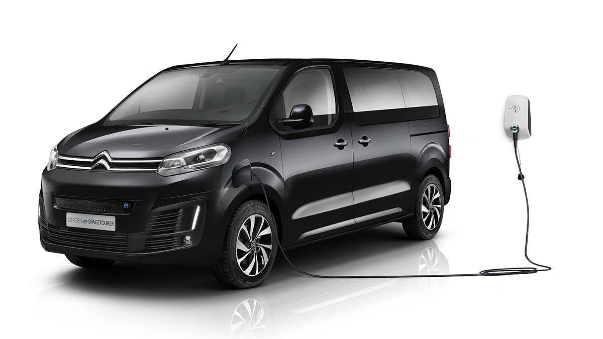Nuevo Citroën ë-SpaceTourer 2021: el monovolumen eléctrico para familias numerosas