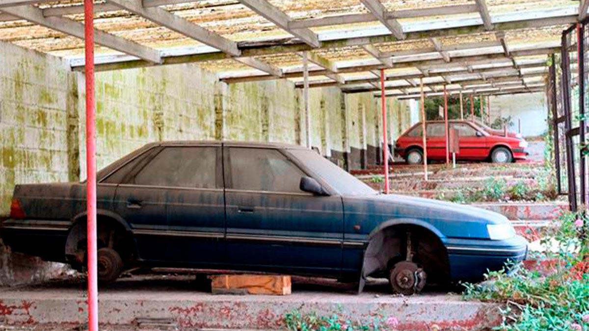 coches abandonados 1