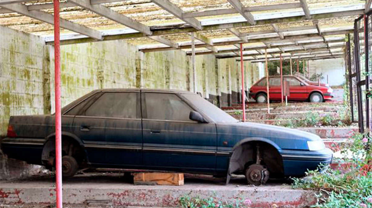 ¿Cuánto tiempo dura la baja temporal de un coche?