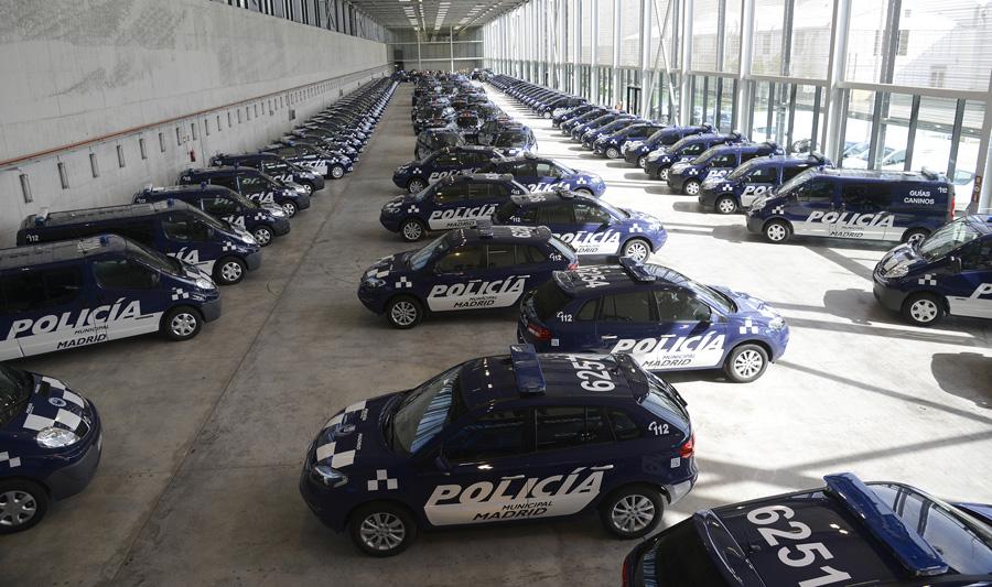 coches de policia 1