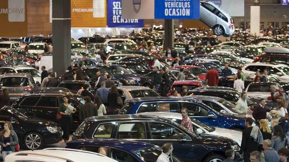 coches usados abril