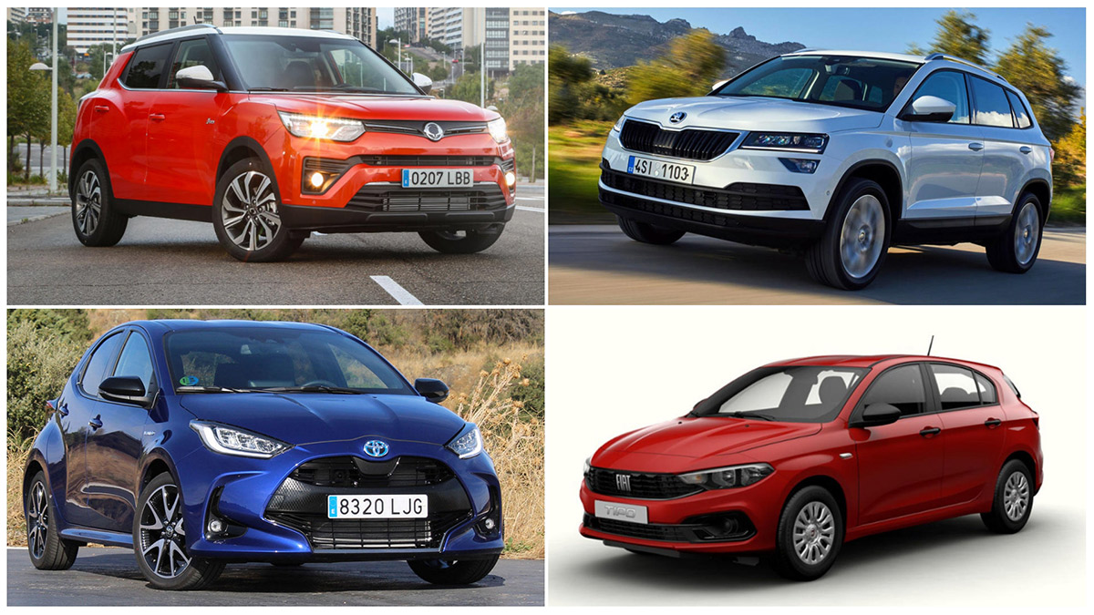 Cinco coches nuevos con ofertas anticrisis: valen más de lo que cuestan