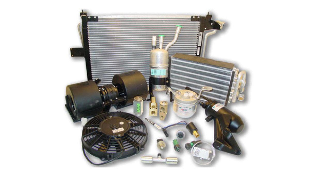 ¿Sabes cómo funciona el sistema de aire acondicionado del coche?