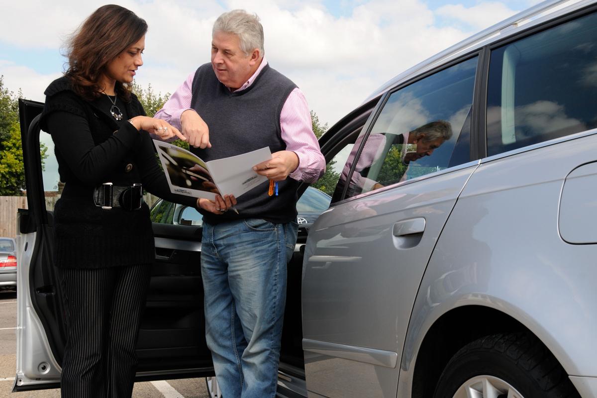 Timos en la compraventa de coches de segunda mano entre particulares