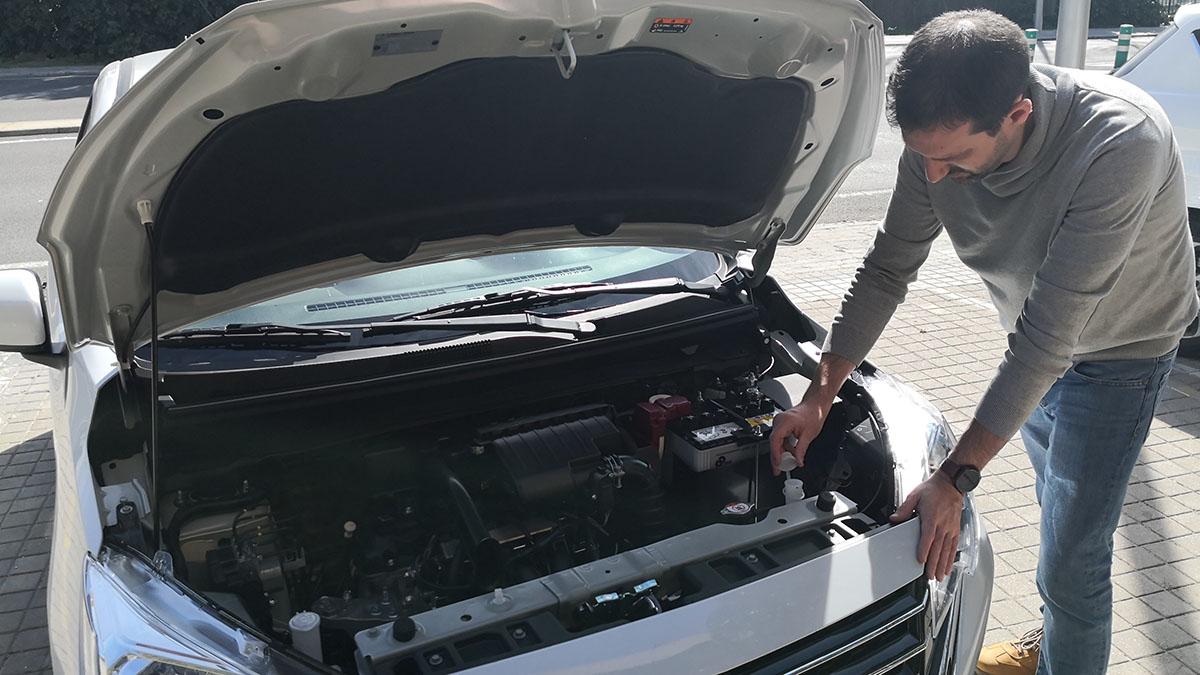 ¿Por qué baja el nivel de anticongelante de mi coche?