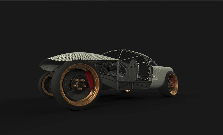 Nuevo concurso de diseño de coches promovido por Local Motors