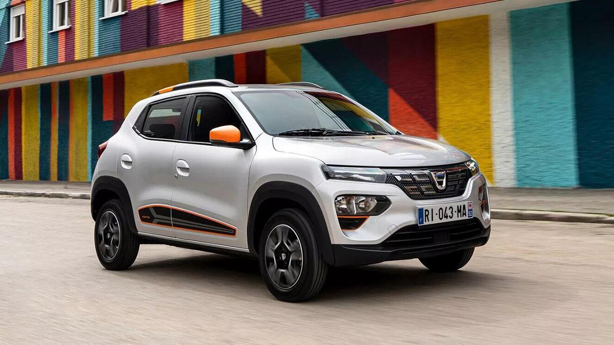 El nuevo Dacia Spring 2021 continúa en oferta por 89 euros al mes