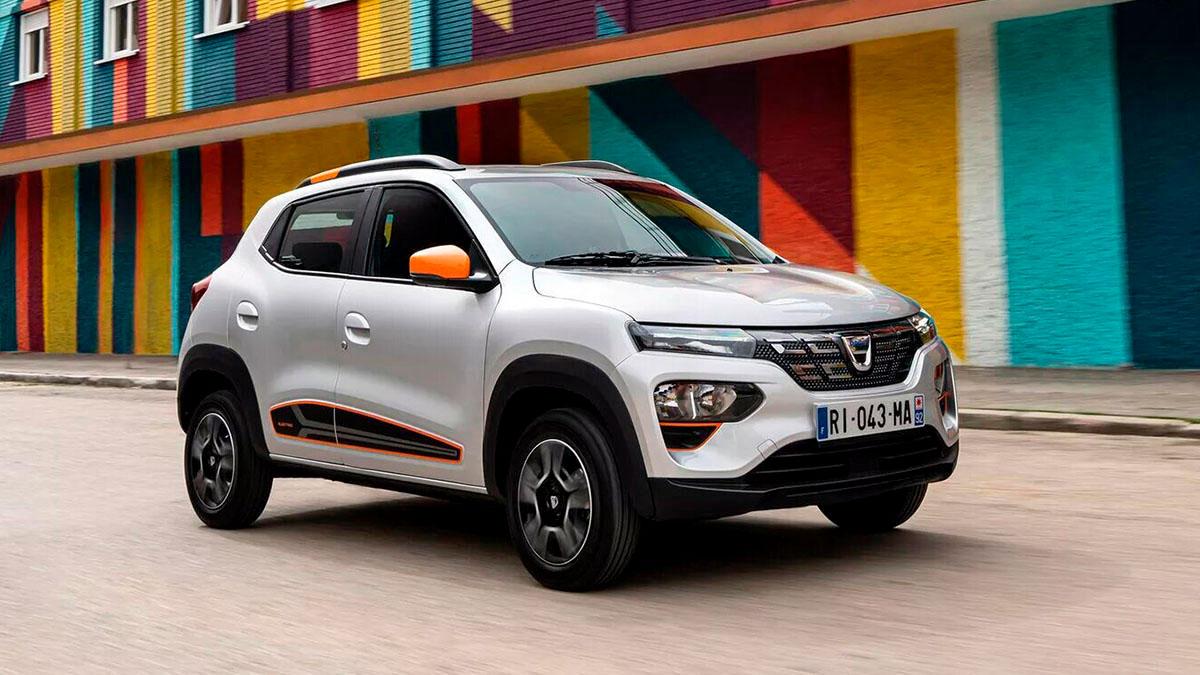Busco un coche eléctrico para recorrer 18 km al día por ciudad, ¿me interesa el Dacia Spring?