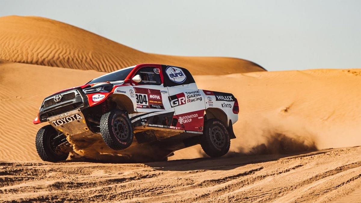 Dakar 2022: las dunas y los coches híbridos serán los protagonistas
