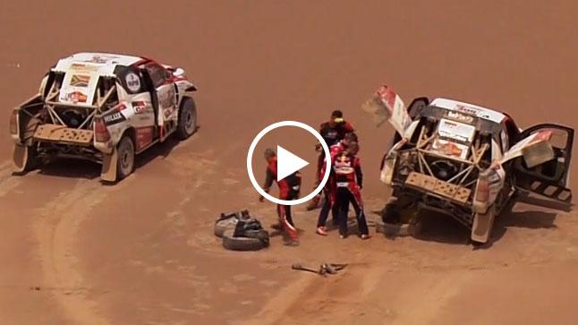 Vídeo: resumen de la cuarta etapa del Dakar 2019