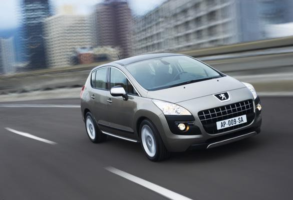 Peugeot 1.6 HDI 3008 (2010) Premium