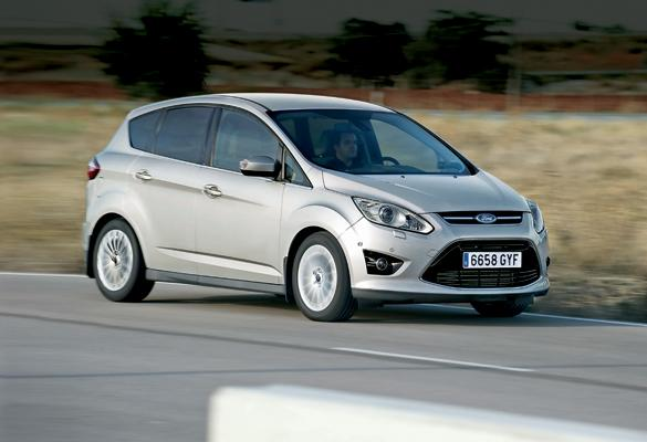 Ford C-Max 2 .0 TDCi (2011) Titanium