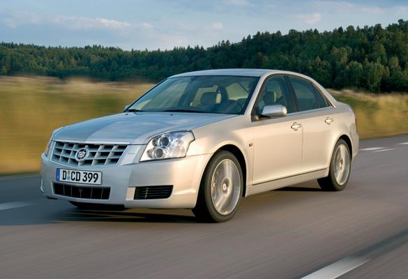 Cadillac BLS 1.9D (2006)