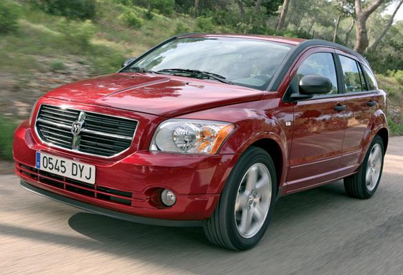 Dodge Caliber 2.0 (2006) CRD