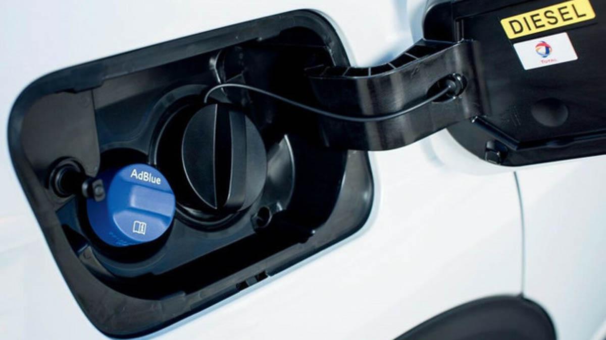 ¿Qué ocurre si te quedas sin AdBlue en tu coche diésel y no rellenas el depósito?