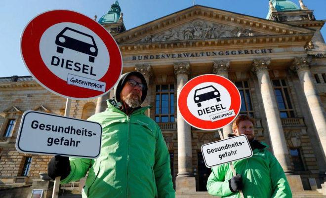 diesel alemania