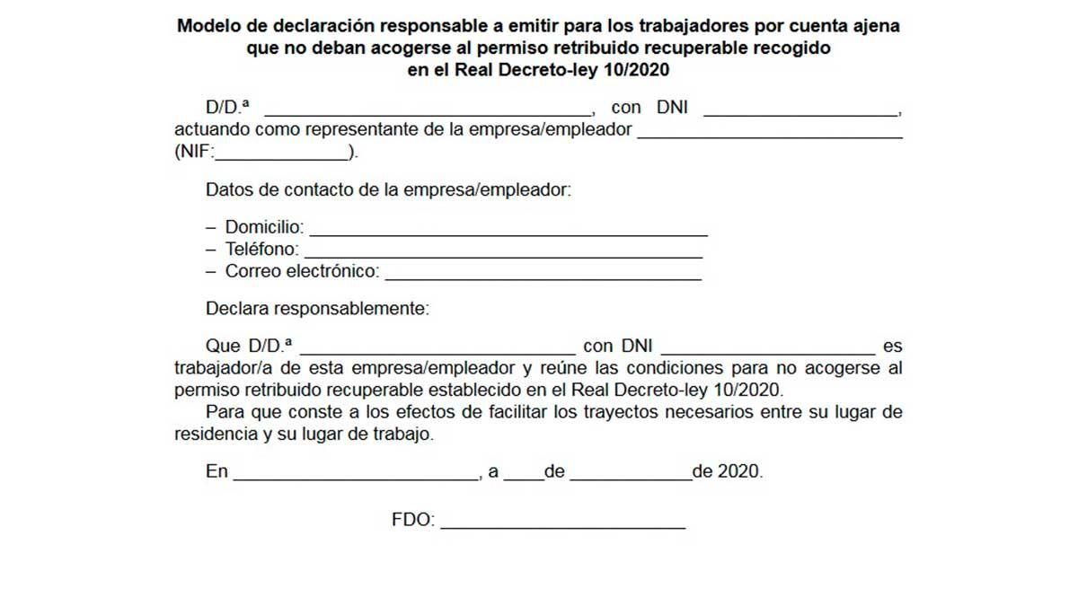 documento trabajos esenciales